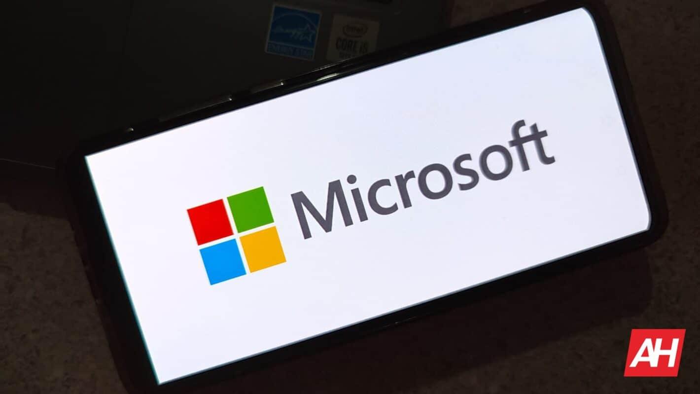 Microsoft Logo DG AH 2020