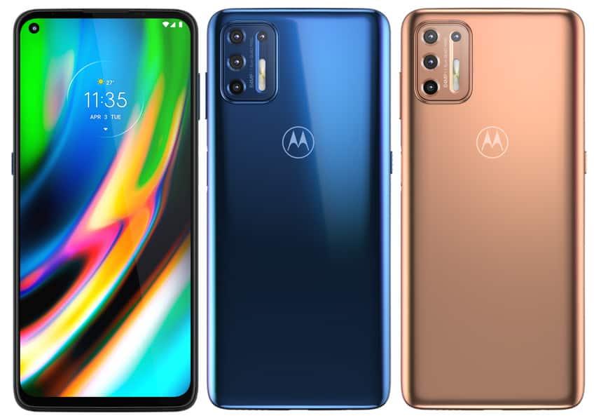 Motorola Moto G9 Plus image 2