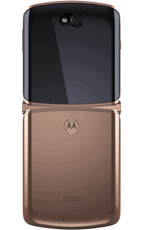 Motorola Razr 5G Blush Gold image leak 1