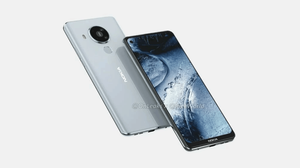 Nokia 7 3 render leak 2