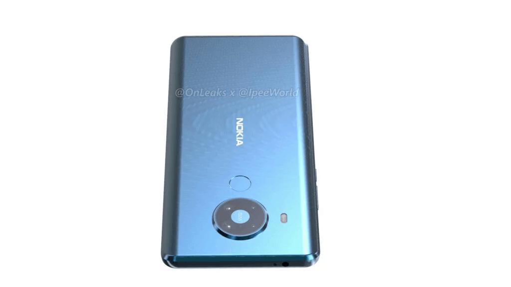 Nokia 7 3 render leak 7