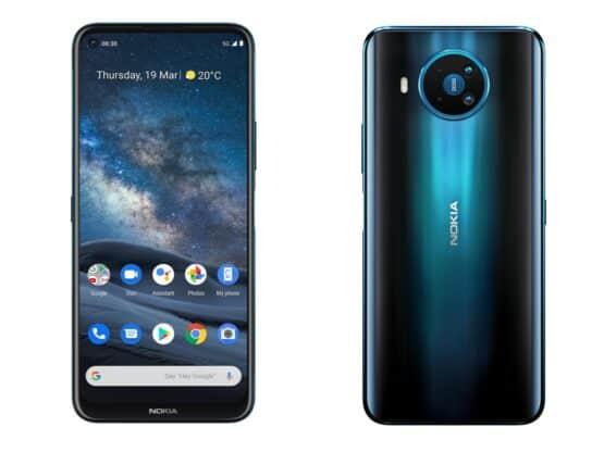 Nokia 8 3 5G US launch presser 01
