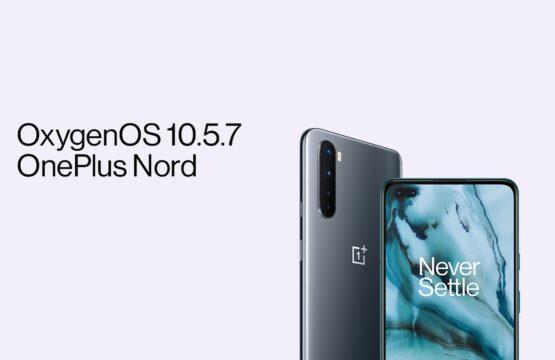 OnePlus Nord OxygenOS 10 5 7 image