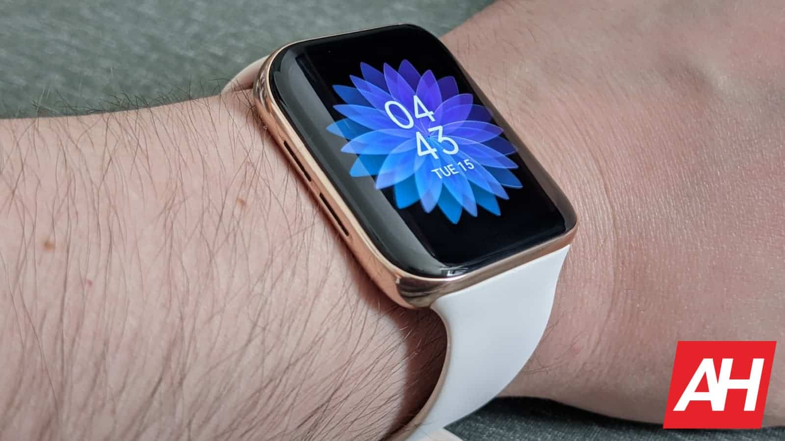 Oppo Watch Review 7