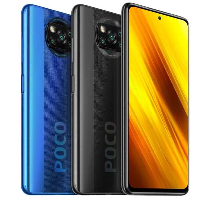 POCO X3 NFC image 1
