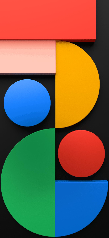 Pixel 5 wallpaper 1
