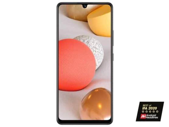 Samsung Galaxy A42 5G AH IFA 2020 Awards