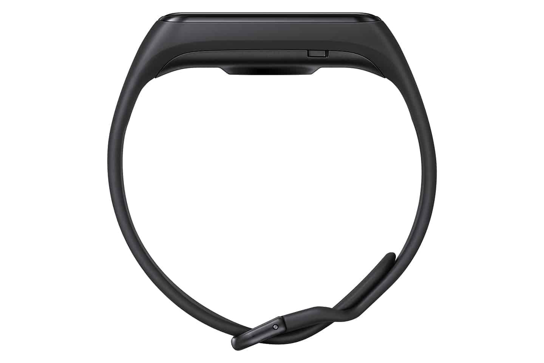 Samsung Galaxy Fit 2 Black side