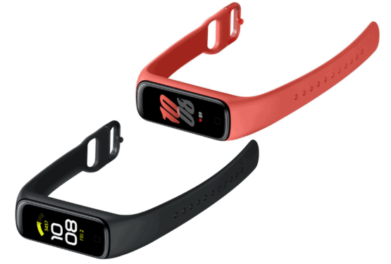 Samsung Galaxy Fit 2 Red Black