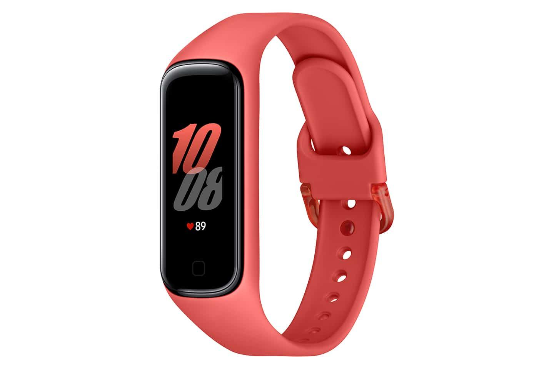 Samsung Galaxy Fit 2 Red r side