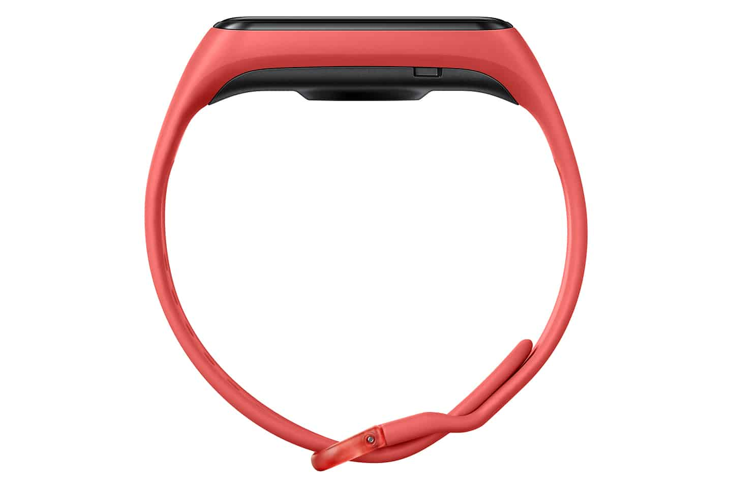 Samsung Galaxy Fit 2 Red side