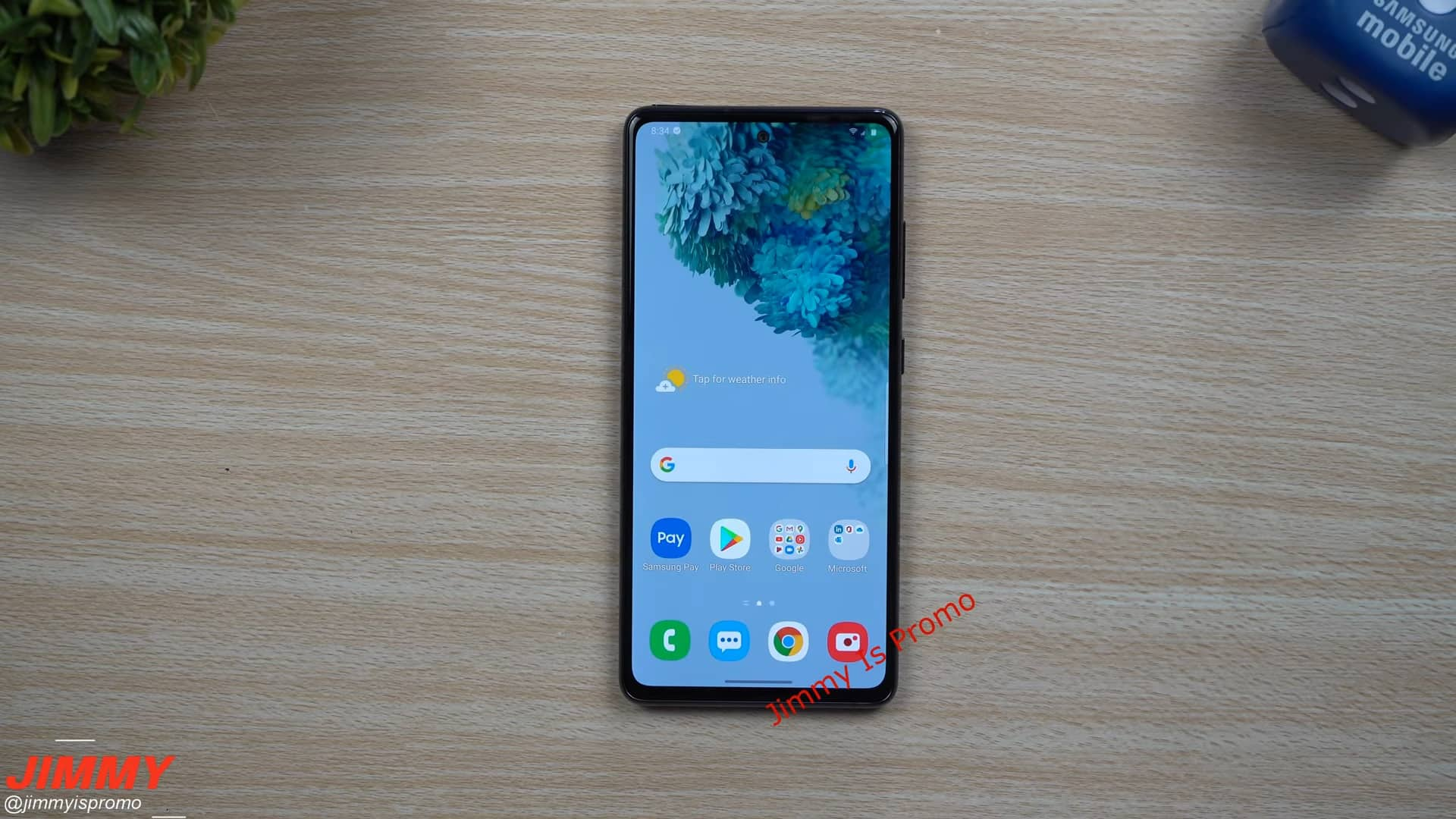 Samsung Galaxy S20 Fe Hands On Video Spills The Beans