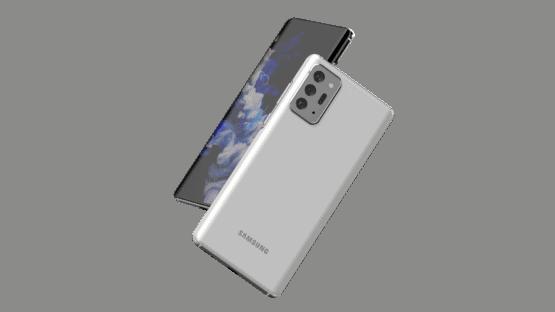 Samsung Galaxy S30 Ultra concept 5