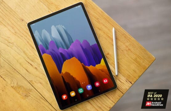 Samsung Galaxy Tab S7 Best Of IFA 2020
