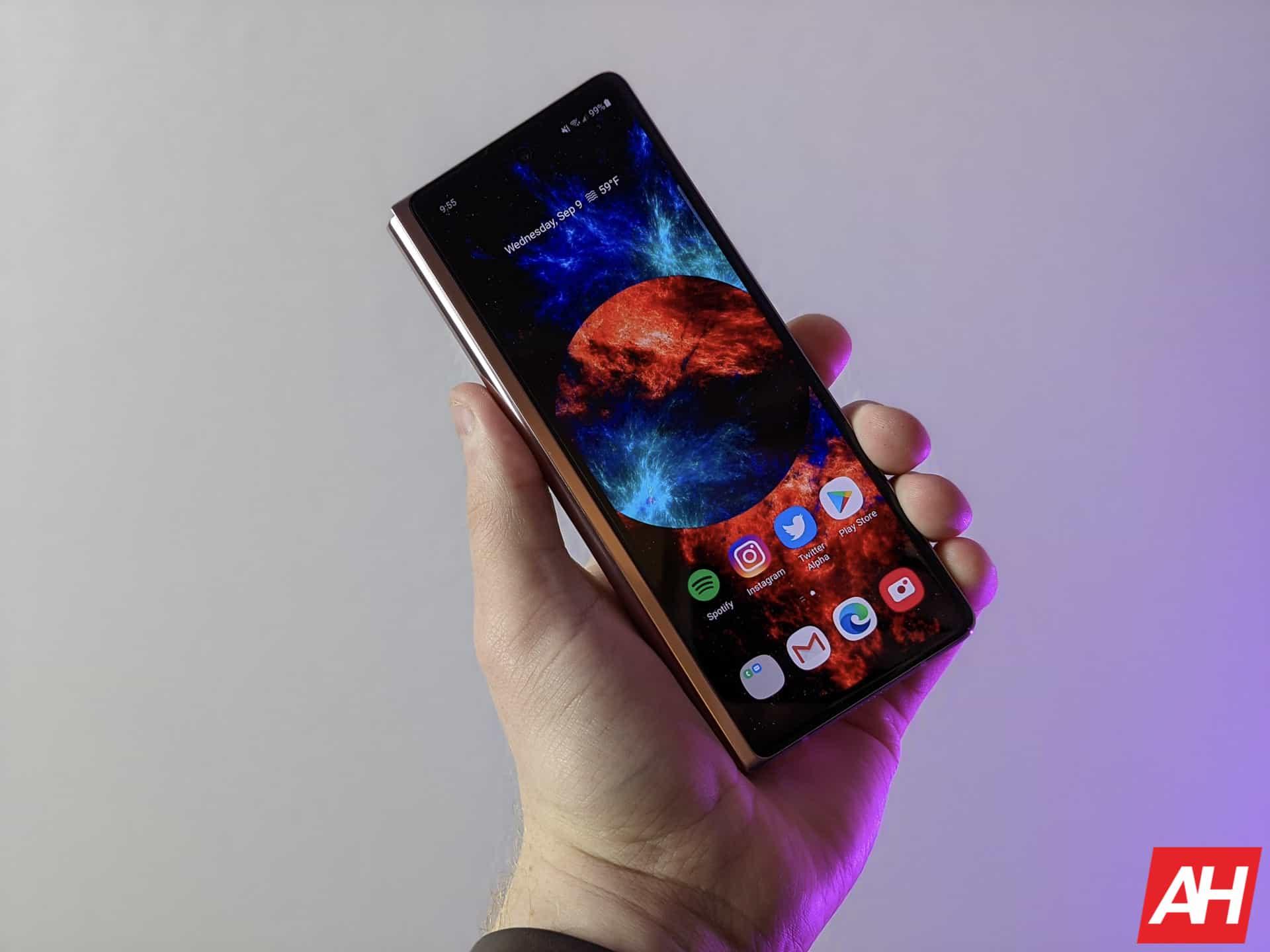 Samsung Galaxy Z Fold 2 Grabs June 2021 Security Update