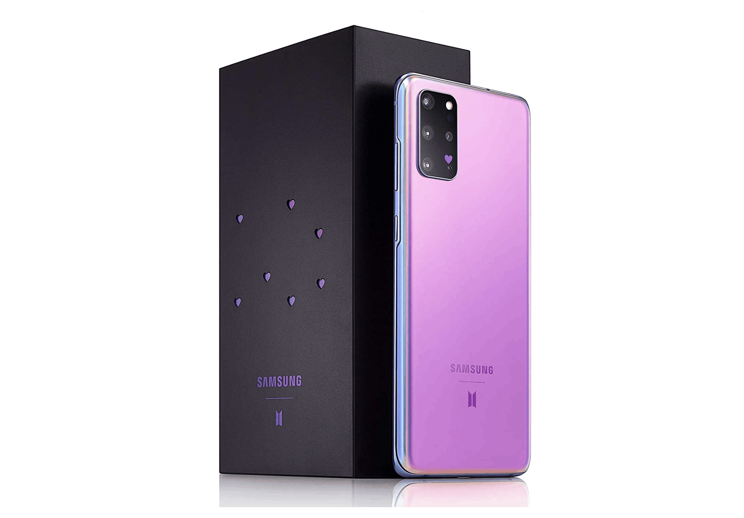 The Galaxy S20 Bts Edition Is 250 Off Right Now