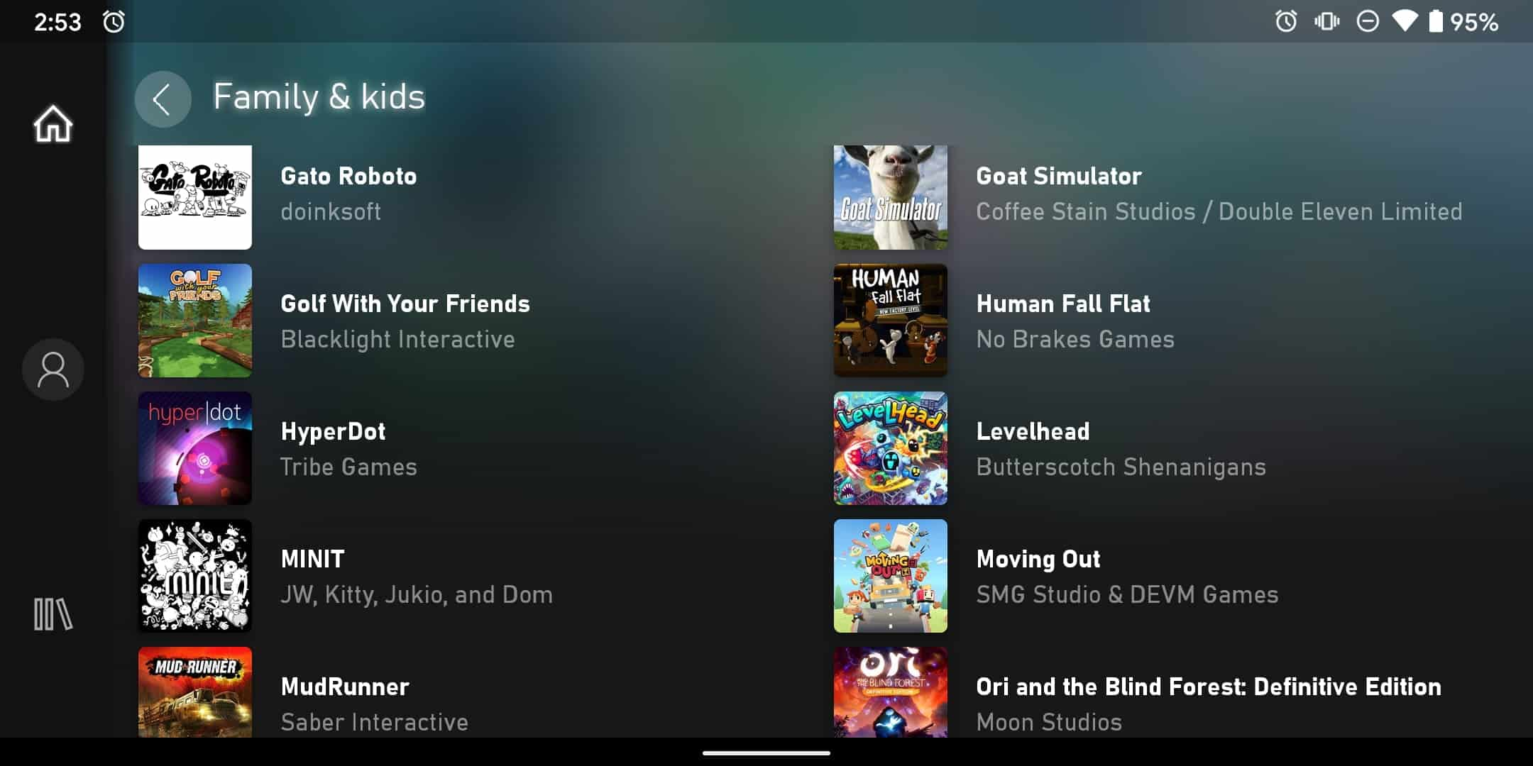 Xbox Game Pass Ultimate on Android 1