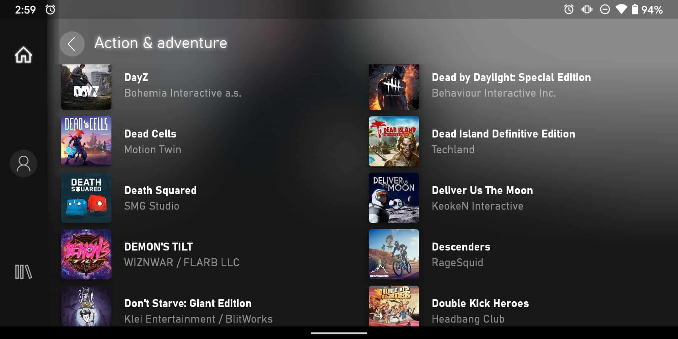 Xbox Game Pass Ultimate on Android 7