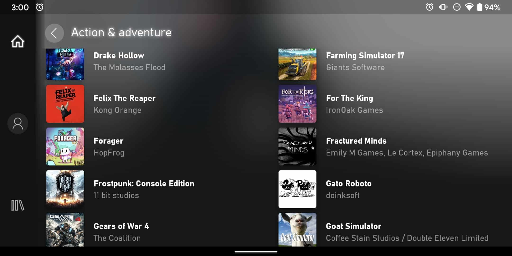 Xbox Game Pass Ultimate on Android 8
