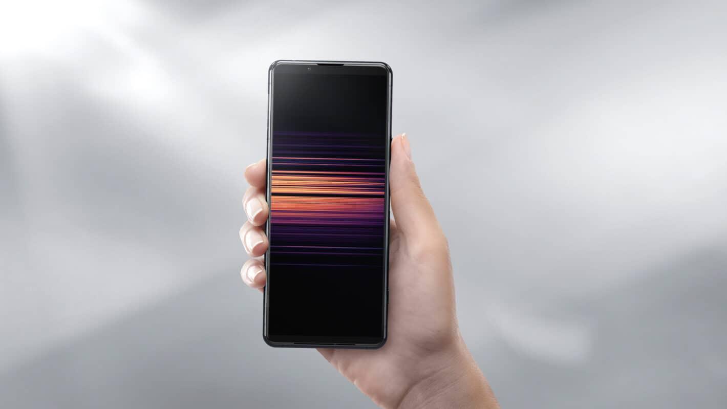 Xperia 5 II Design main black 16 9