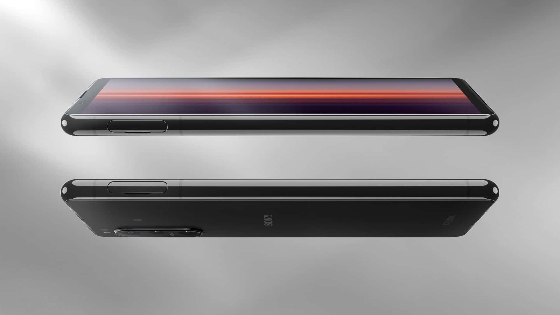 Xperia 5 II design specific black 16 9