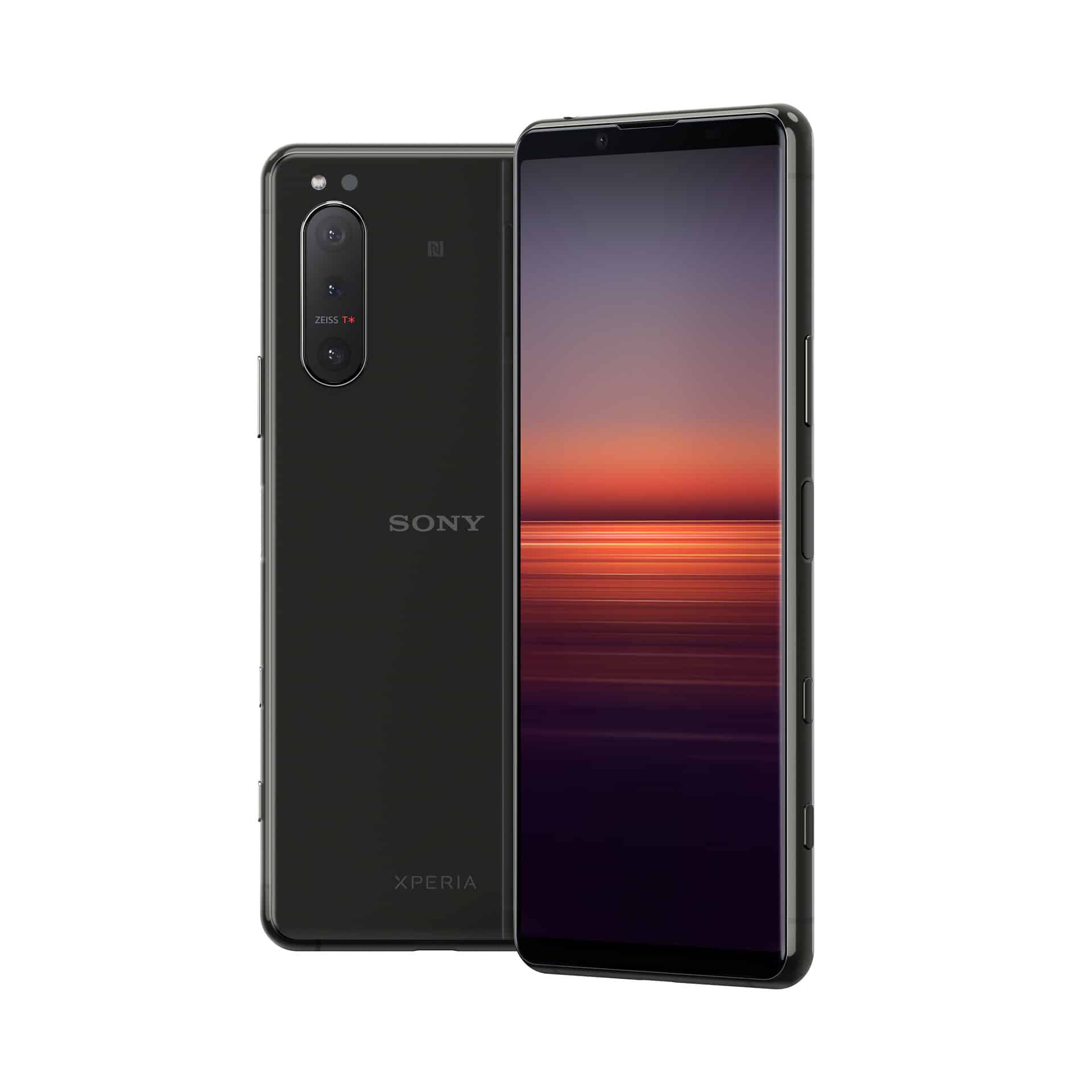 Xperia 5 II group black