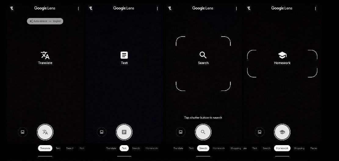 google lens app update