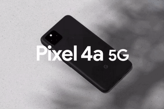 google pixel 4a 5g