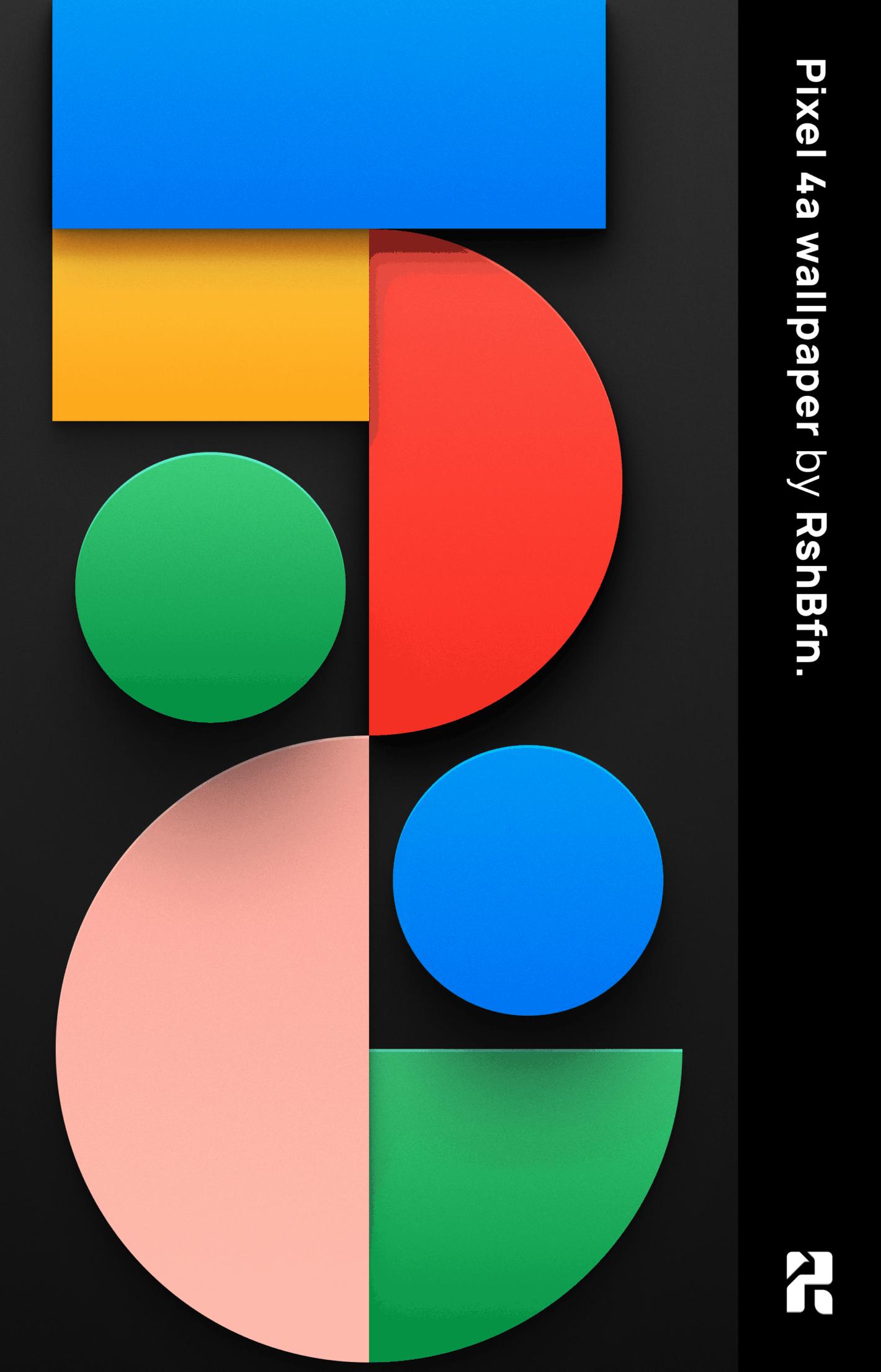 pixel 4a wallpaper RshBfn