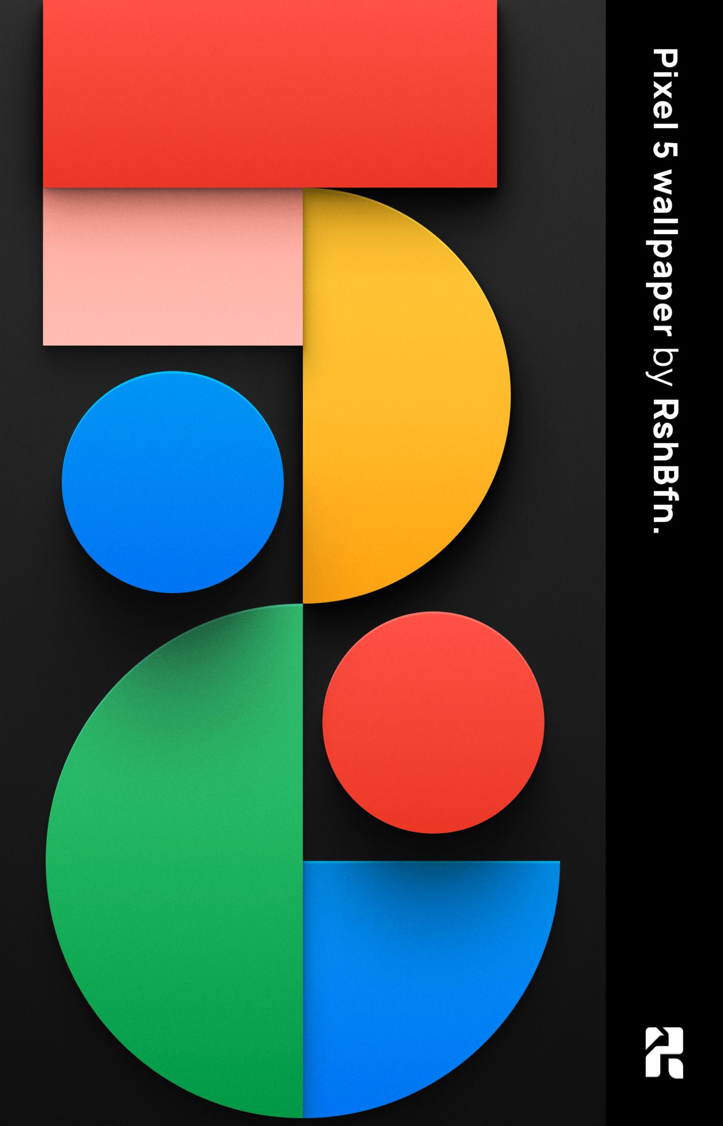 pixel 5 wallpaper RshBfn