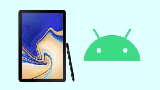 verizon galaxy tab s4 android 10