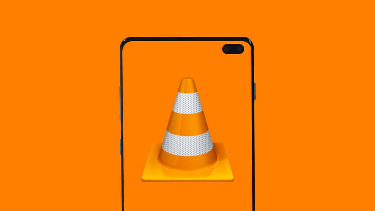 vlc android app logo