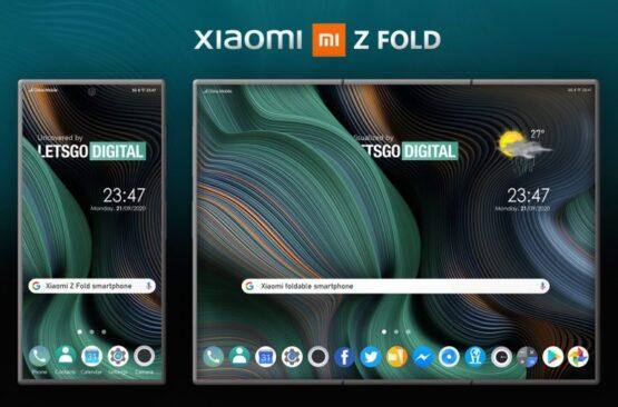 xiaomi tri fold smartphone