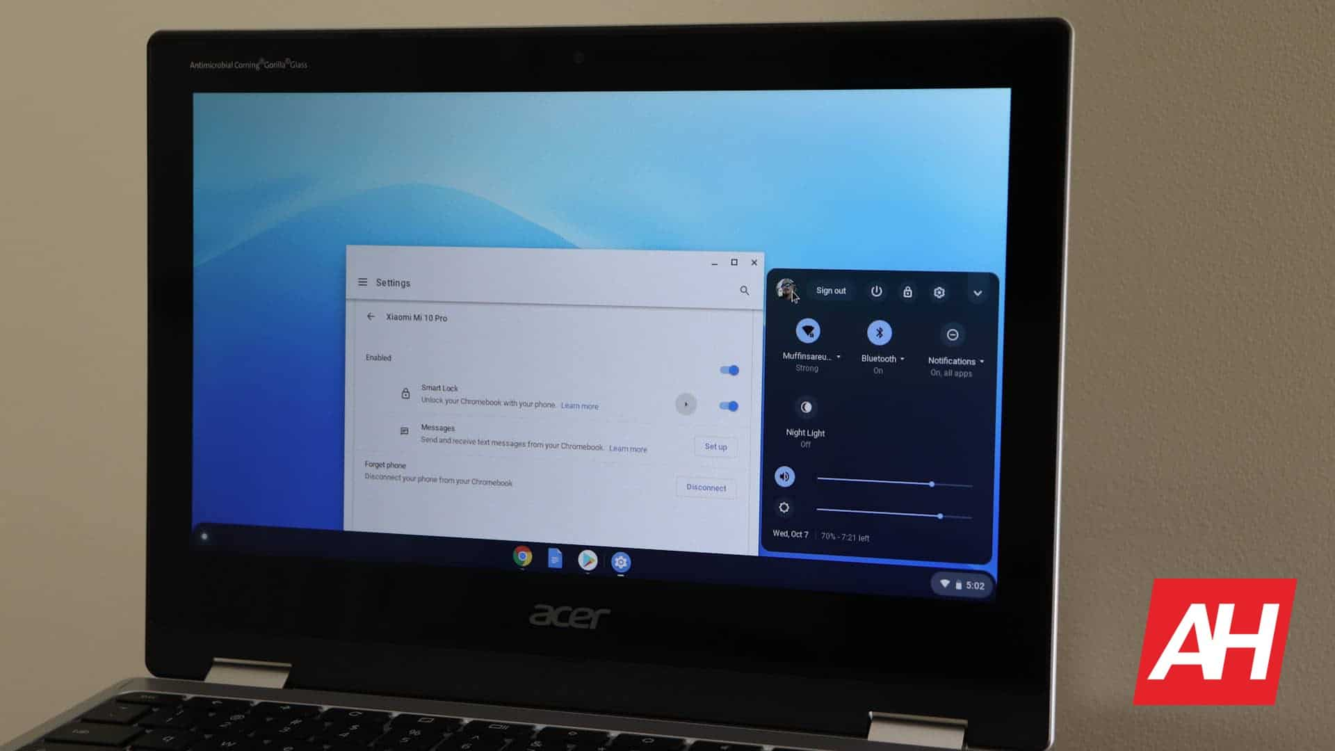 06 Acer Chromebook Spin 311 Review Connectivity DG AH 2020