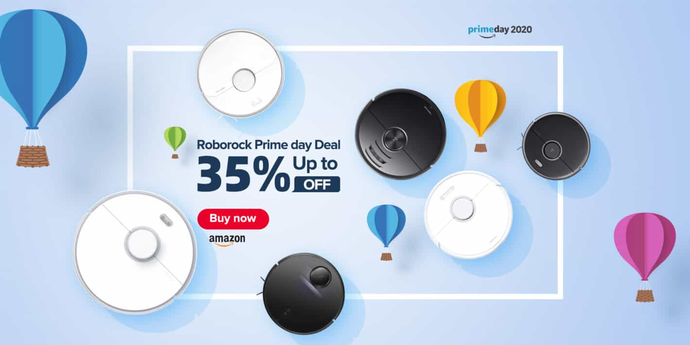 roborock prime day sale