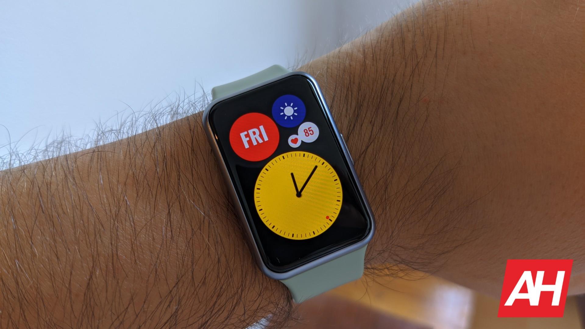 AH Huawei Watch Fit 3