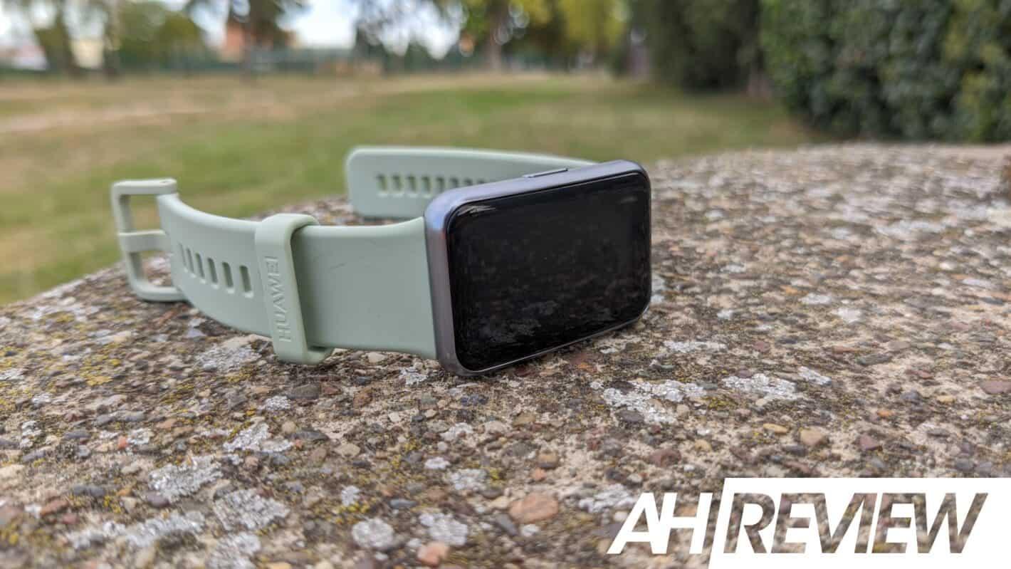 AH Huawei Watch Fit review badge