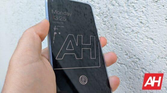 AH OnePlus 8T Canvas AOD