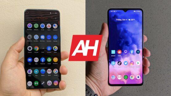 AH OnePlus 8T vs OnePlus 7T comparison 2