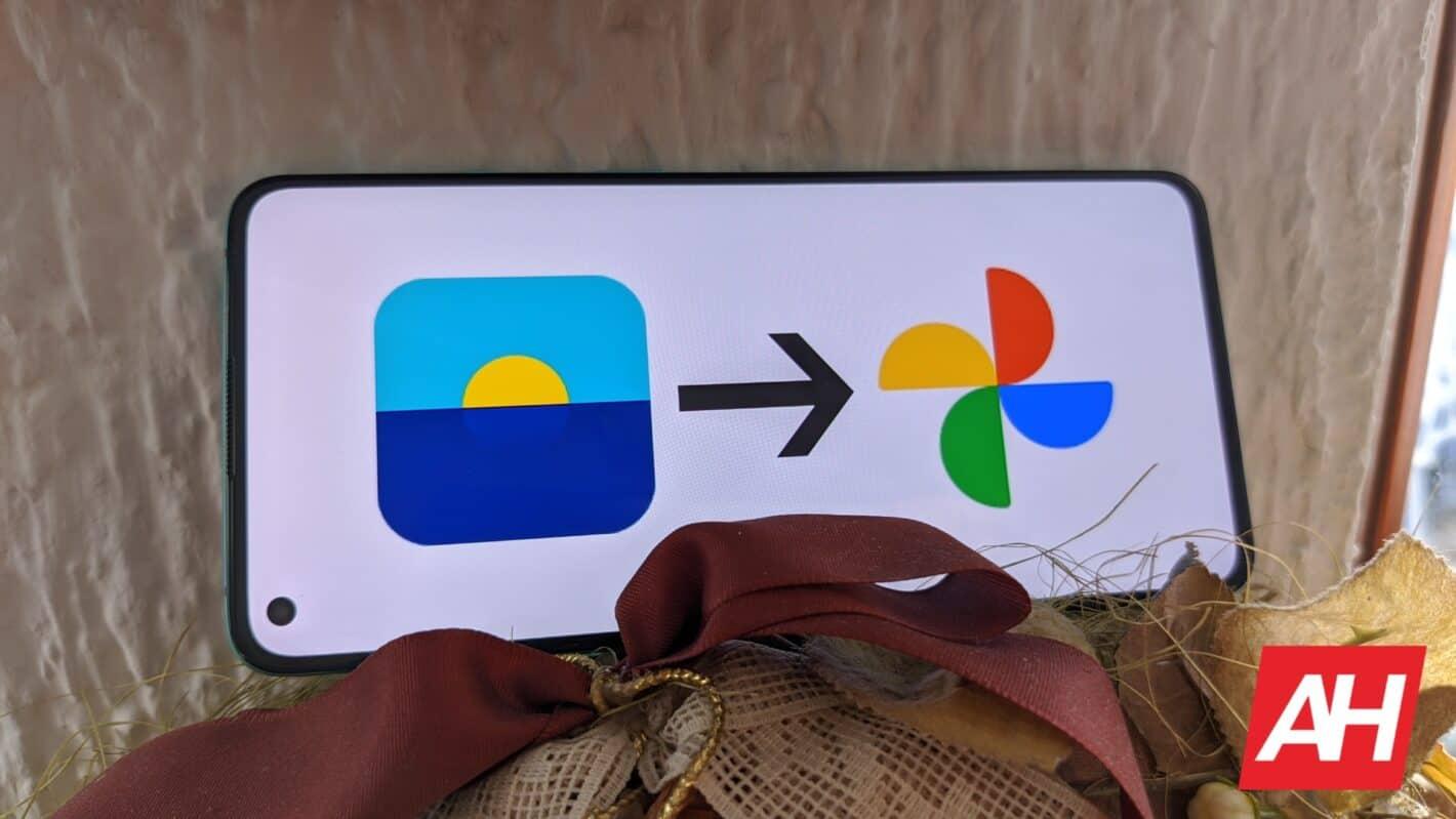 AH OnePlus Gallery to Google Photos