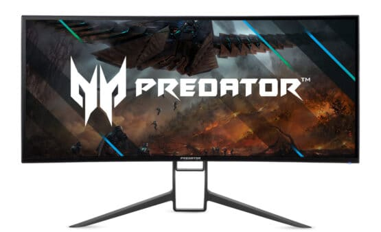 Acer Predator X34 GS Curved Gaming Monitor 3