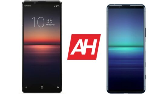 Ah Sony Xperia 1 II vs Sony Xperia 5 II comparison