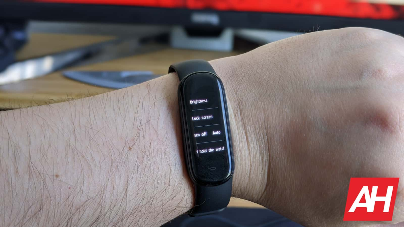 Amazfit band 5 Review 1
