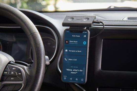 Amazon Alexa Auto Mode