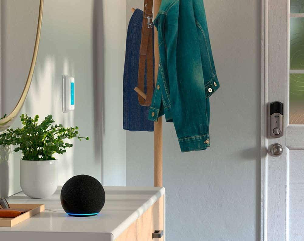 Amazon Echo Dot 4th Gen lifestyle