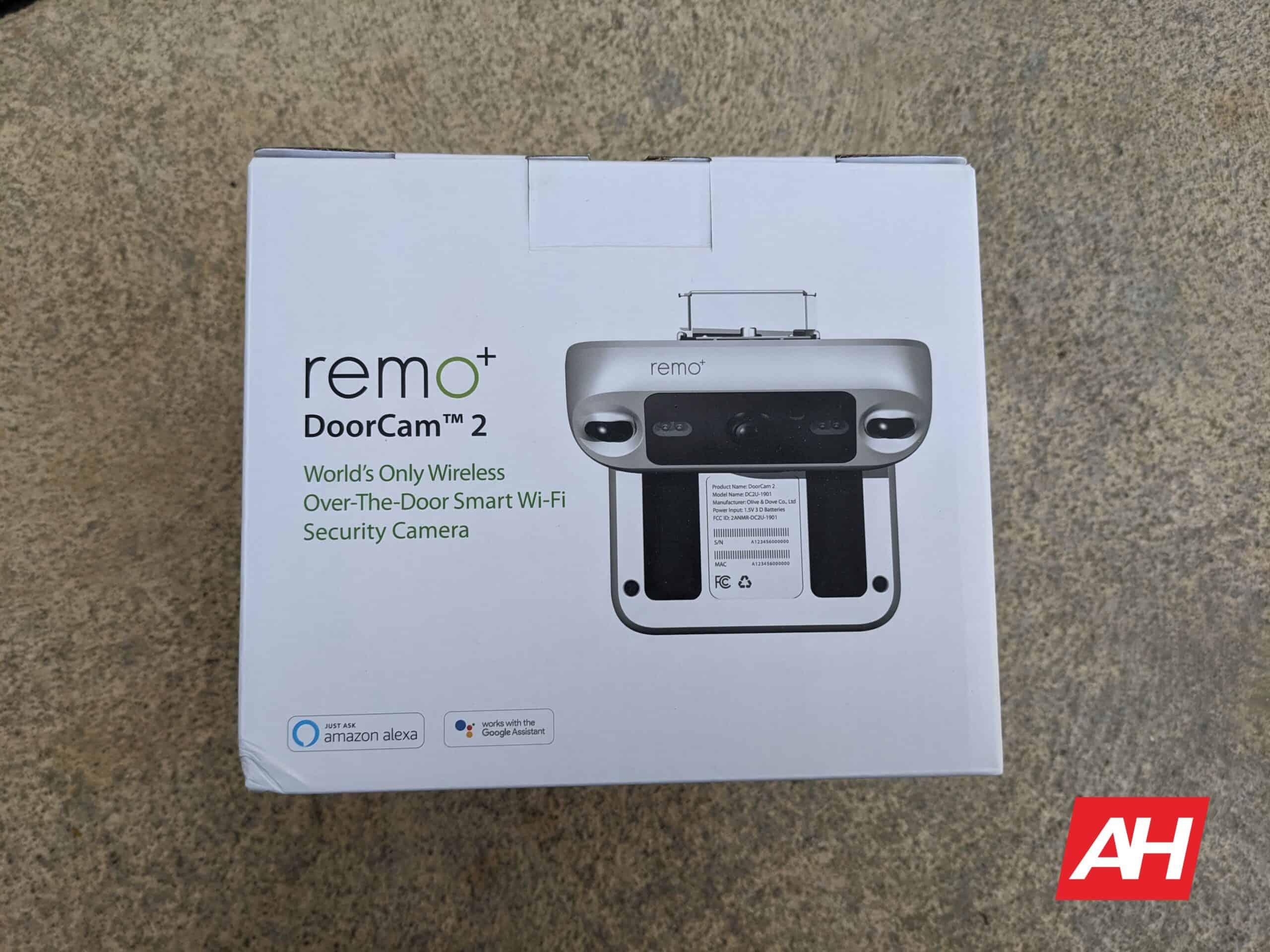 DoorCam2 HR AH Box1