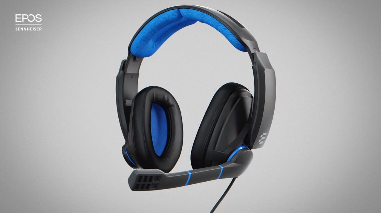 EPOS Sennheiser GSP 300 Wired Gaming Headset