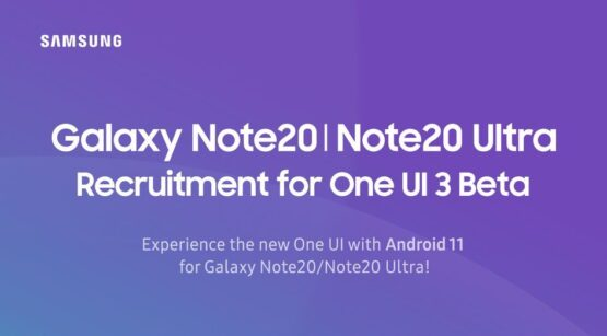 Galaxy Note20 Series One UI 3 0 Beta