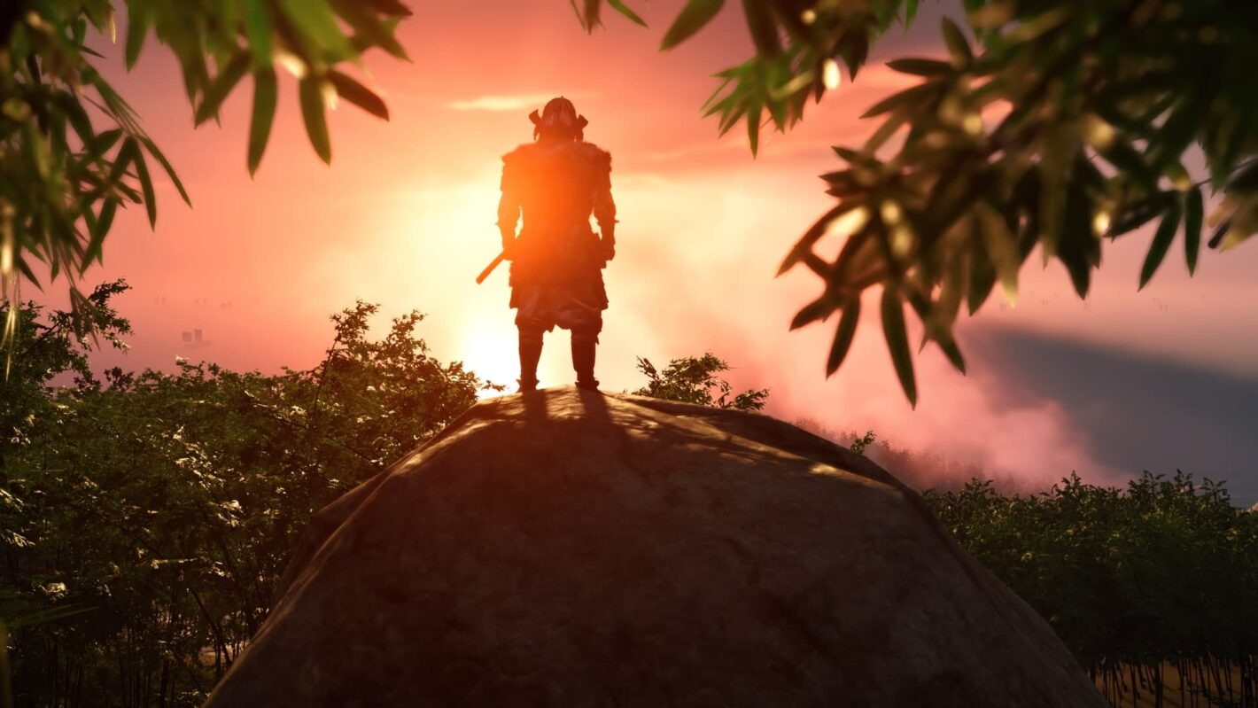 Ghost Of Tsushima PS4 PS5 5