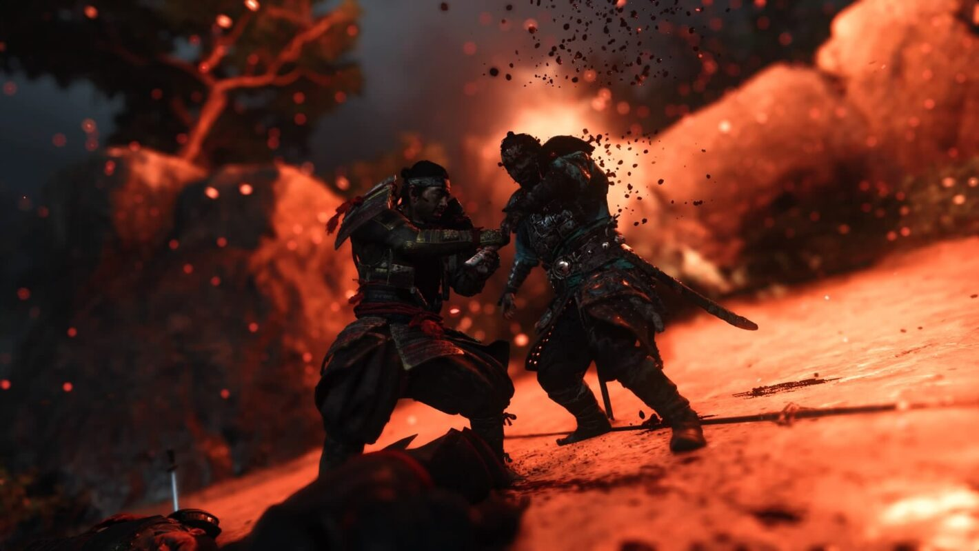 Ghost Of Tsushima PS4 PS5 7